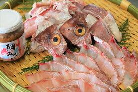 【ふるさと納税】KA0126_【鯛のしゃぶしゃぶ付き】天然真鯛のあら鍋
