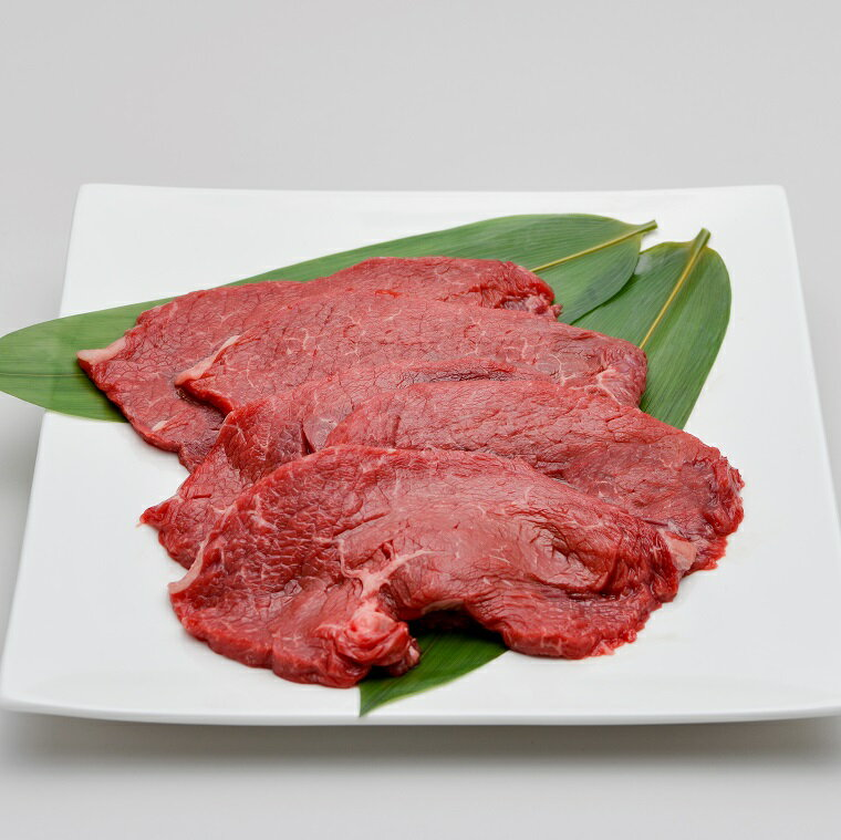 【ふるさと納税】嘉穂牛(赤身 ステーキ 約650g)