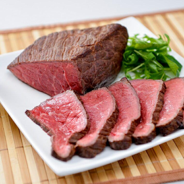 【ふるさと納税】ローストビーフに! 赤崎牛(赤身ブロック 約600g)