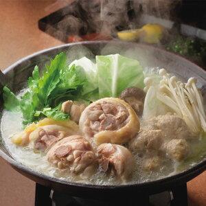 【ふるさと納税】華味鳥 水炊き シンプルセット 鍋スープ 鶏もも肉 切り身 ぽん酢 セット 具材セット 鍋 鍋の素 博多 水炊き 福岡 鶏モモ 送料無料