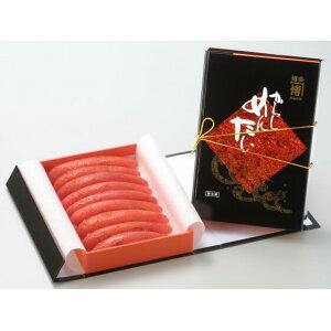 【ふるさと納税】かねひろ黒箱(450g) 【魚貝類・明太子】