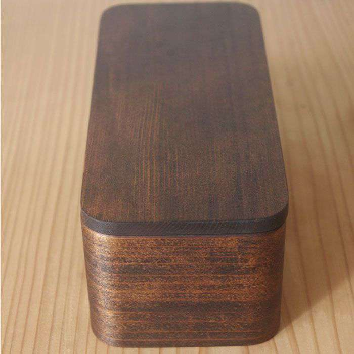 【ふるさと納税】一段弁当箱小AQB003