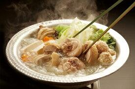 【ふるさと納税】AD26.【博多華味鳥】水炊きセット(3〜4人前)