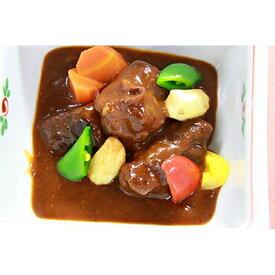 【ふるさと納税】国産牛肉入りビーフシチュー 100g×10P【1077296】