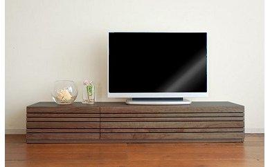 【ふるさと納税】TVボード「アルモニア150L」 BE-1402 大川家具