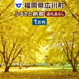 【ふるさと納税】福岡県広川町への寄付(返礼品はありません)