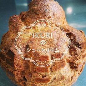 【ふるさと納税】 パンとお菓子のアトリエ IKURIの シュークリーム 【12個入り】