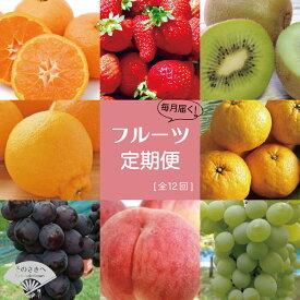 【ふるさと納税】あまおう 梨 りんご みかん シャインマスカット など 季節のフルーツ を 毎月お届け します! 【 定期便 】 送料込