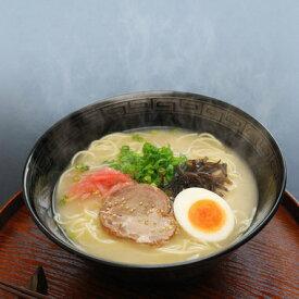 【ふるさと納税】福岡県とんこつラーメン食べくらべ(計12食入り)【吉富町】