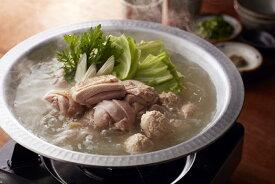 【ふるさと納税】華味鳥 水炊きセットN(2~3人前)【吉富町】