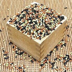 【ふるさと納税】D2−018.佐賀県産古代米3色MIX2.4kg
