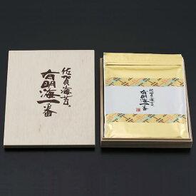 【ふるさと納税】D−001.佐賀海苔有明海一番(3袋)