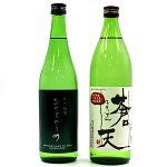 【ふるさと納税】A2−018.窓乃梅麦焼酎&特別純米酒セット