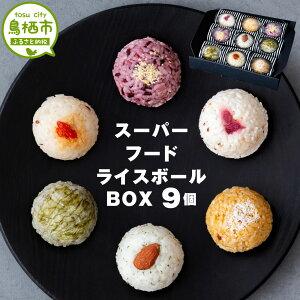 【ふるさと納税】12-11 スーパーフードライスボールBOX