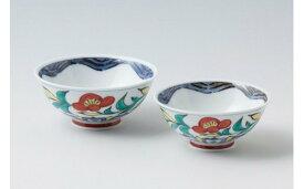 【ふるさと納税】H193伊万里陶苑万歴花文夫婦茶碗