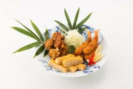 【ふるさと納税】G124HAKASE謹製「海老フライ&若鶏唐揚げ&出し巻玉子3点セット」