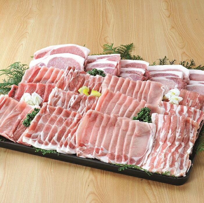 【ふるさと納税】D-62 【ボリューム満点】SPFプレミアムポーク芳寿豚まんぷくセット