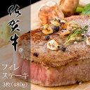 【ふるさと納税】佐賀牛フィレステーキ(480g) 牛肉 希少部位 国産 極厚カット お肉 ...