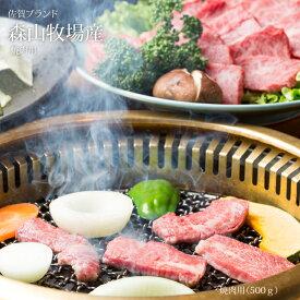 【ふるさと納税】森山牧場 焼肉セット(500g)