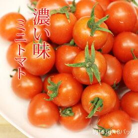 【ふるさと納税】真子のミニトマト(1,3kg)味の濃い ビタミン豊富