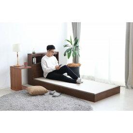 【ふるさと納税】シュリーゼ S 畳ベッド (H060240)