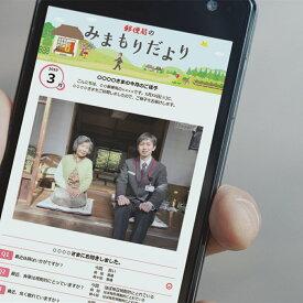 【ふるさと納税】神埼市内みまもりでんわサービス(携帯電話・12ヶ月) (H068109)
