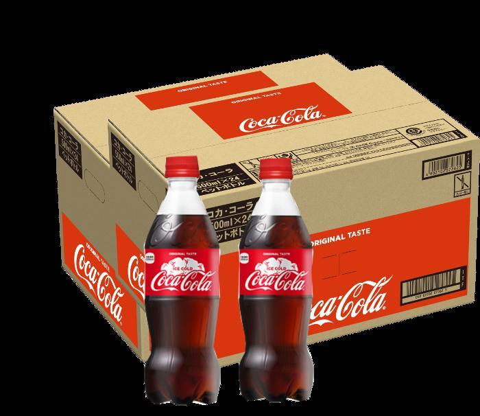 【ふるさと納税】A-093 コカ・コーラ 500mlPET【2ケース】