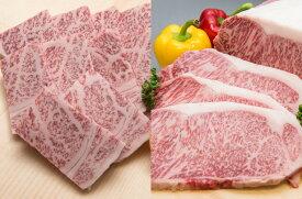 【ふるさと納税】「佐賀牛」焼肉セット(ステーキ200g×4・焼肉用700g)【チルドでお届け!】