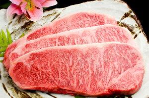 【ふるさと納税】最高級牛肉「佐賀牛」サーロインステーキ200g×3枚【冷蔵でお届け】(BL016)