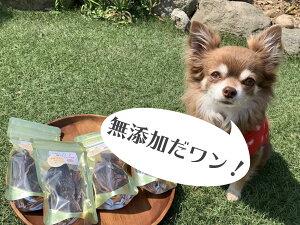 【ふるさと納税】犬の無添加おやつ☆天然いのししの極上ステーキジャーキー(DT004)