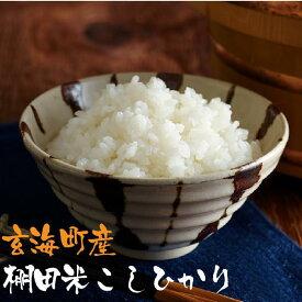 【ふるさと納税】佐賀玄海産棚田米こしひかり(5kg)