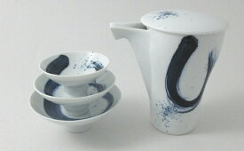 A30-158【ふるさと納税】有田焼 龍門 酒器セット ヤマト陶磁器