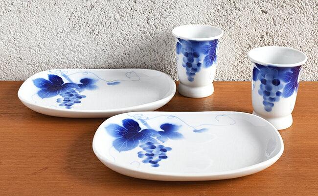 A45-26【ふるさと納税】深川製磁 ブルーワイナリー 特別セット