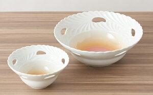 AA20-205【ふるさと納税】ウィング鉢セット オレンジ結晶(L1個/M1個) 深海三龍堂