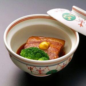 【ふるさと納税】秘伝のタレと皮付き三枚肉『角煮』10個入