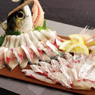 【ふるさと納税】ハーブ鯖と天然真鯛のプレミアムしゃぶ鍋セット
