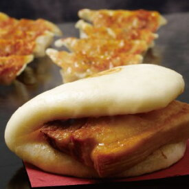 【ふるさと納税】角煮まんと長崎一口餃子54入中華セット