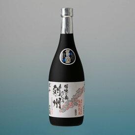 【ふるさと納税】A-154 酒粕焼酎古酒 対州25 720ml