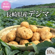 【ふるさと納税】デジマ(春じゃが)10kg