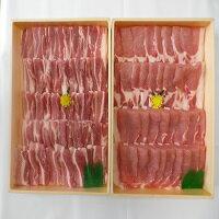 50【ふるさと納税】じげもん長与オリジナル大西海SPF豚焼肉セット