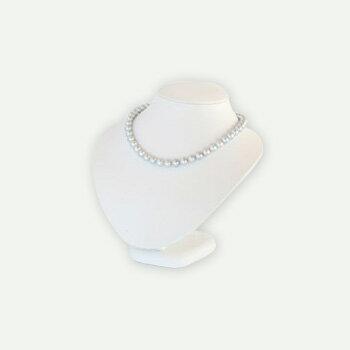 【ふるさと納税】アコヤ真珠ネックレス No.2 長さ約42cm 真珠 9mm コバルト照射処理 パール ネックレス レディース あこや真珠 冠婚葬祭 結婚式 結納 ウエディング ギフト 贈り物