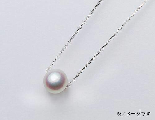 【ふるさと納税】No1 アコヤ本真珠ペンダント