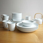 【ふるさと納税】TA07【4人分の食器セット】白磁の美しさを堪能するS-lineの25ピースセット