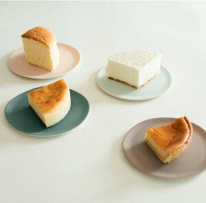 【ふるさと納税】4種類チーズケーキ食べ比べセット 776CHEESECAKE 4号 スフレ レア ニューヨーク ベイクド ケーキ セット スイーツ ナナロク チーズケーキ 詰め合わせ 清正製菓 お取り寄せ 冷凍
