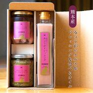 結婚式場 フレンチシェフが作る熊本県産みょうがピクルス&ドレッシング&食べるオイル