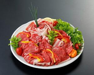 【ふるさと納税】No.214 熊本県産 赤牛 切り落とし約1kg
