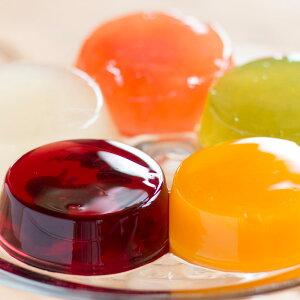 【ふるさと納税】オリジナルゼリー 75g×15個セット 【メロンドーム】 5種類 各3個 メロン トマト 梨 マンゴー ブルーベリー フルーツ おやつ ゼリー 送料無料