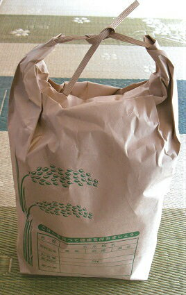 【ふるさと納税】カブトエビといっしょに育てたお米ばい(精米12kg)