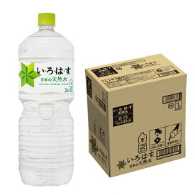 【ふるさと納税】014-008 い・ろ・は・す 阿蘇の天然水 6ヵ月定期便 (2L×6本×6ケース)