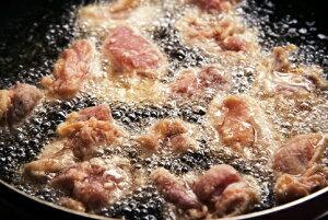 【ふるさと納税】鶏のからあげ用 味付き よつかどの惣菜 計2.5kg (とりモモ250g×5 とりムネ250g×5) にんにく醤油 冷凍 肉 送料無料